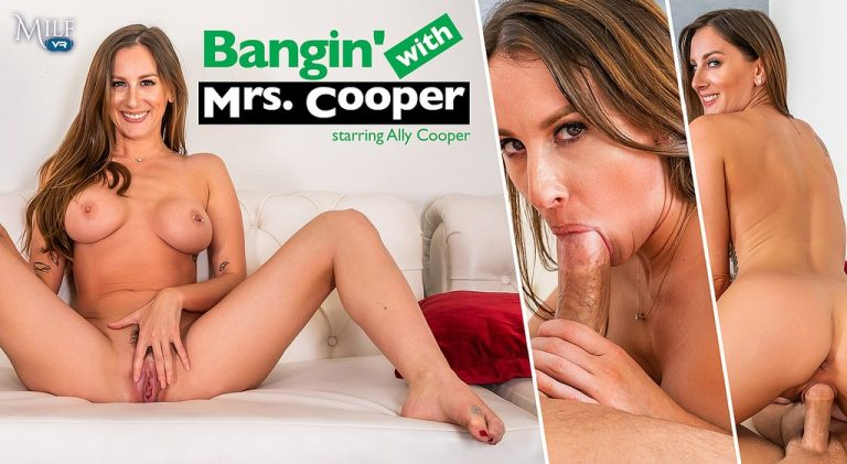 MilfVR - Bangin' With Mrs. Cooper