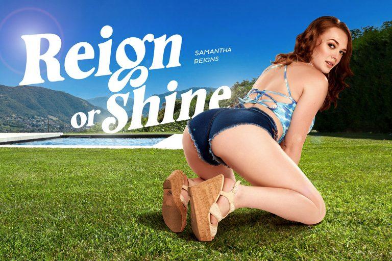 BaDoinkVR - Reign Or Shine