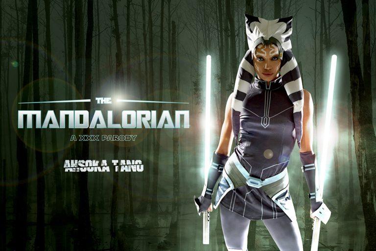 VRCosplayX - STAR WARS The Mandalorian: Ahsoka Tano A XXX Parody