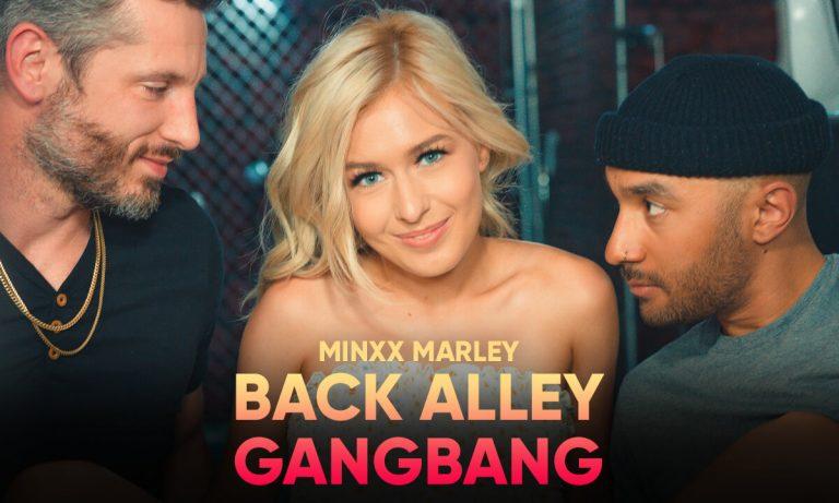 SLROriginals - Back Alley Gangbang