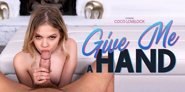 VRBangers - Give Me a Hand