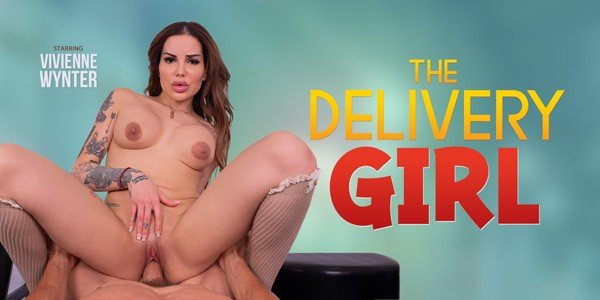 VRBangers - The Delivery Girl