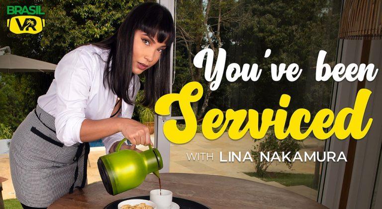 BrasilVR - You've Been Serviced