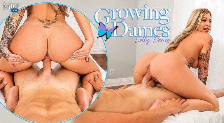MilfVR - Growing Dames