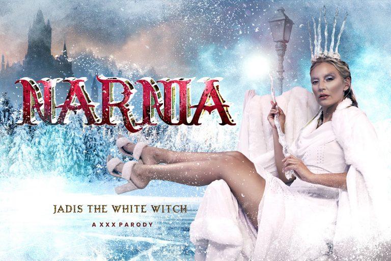 VRCosplayX - Narnia: Jadis the White Witch A XXX Parody