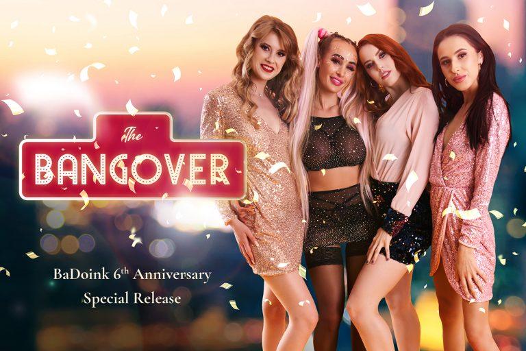 BaDoinkVR - The Bangover