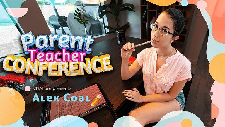 VRAllure - Parent Teacher Conference
