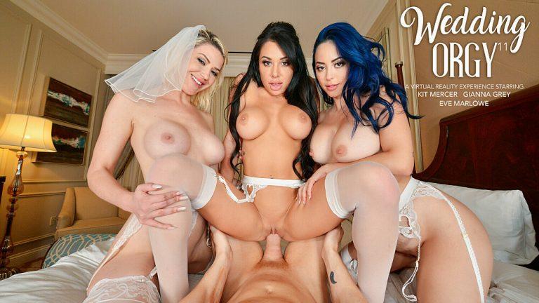 NaughtyAmericaVR - Wedding Orgy 11