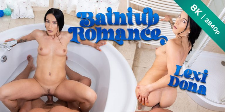 CzechVR - Bathtub Romance