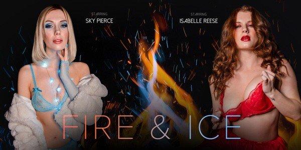 VRBangers - Fire & Ice