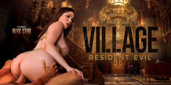VRBangers - Resident Evil Village (A XXX Parody)