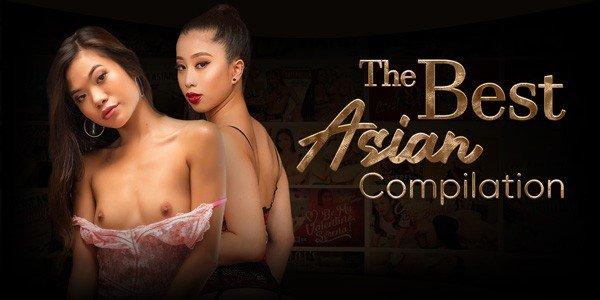 VRBangers - The Best Asian Compilation