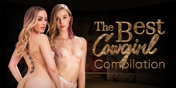 VRBangers - The Best Cowgirl Compilation