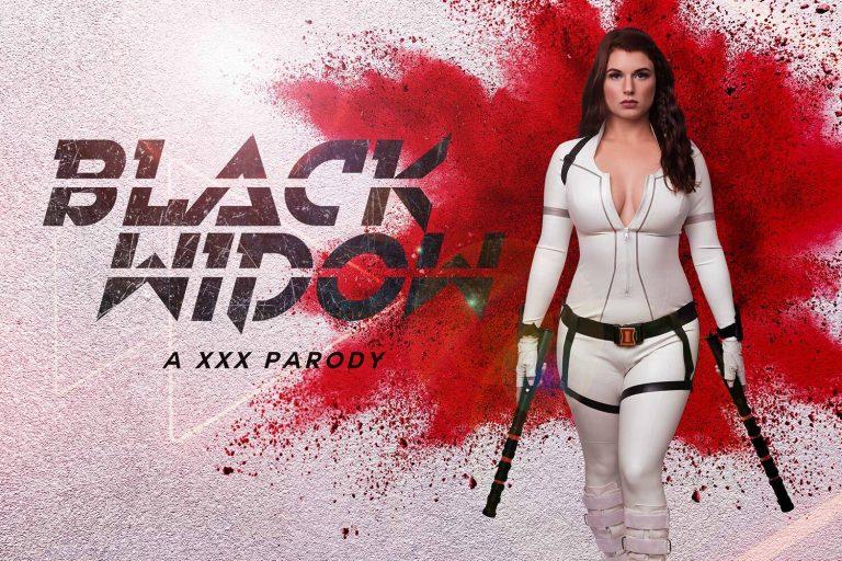 VRCosplayX - The Black Widow A XXX Parody