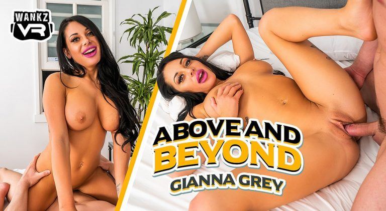 WankzVR - Above And Beyond