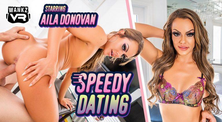 WankzVR - Speedy Dating