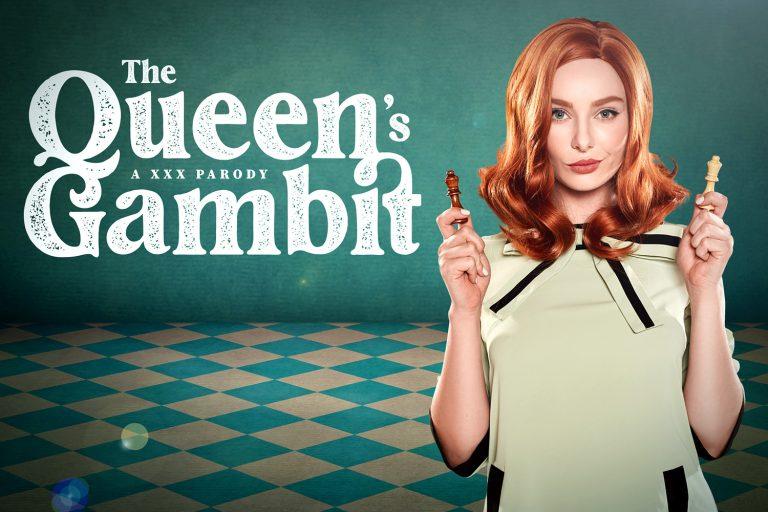 VRCosplayX - Queen's Gambit A XXX Parody