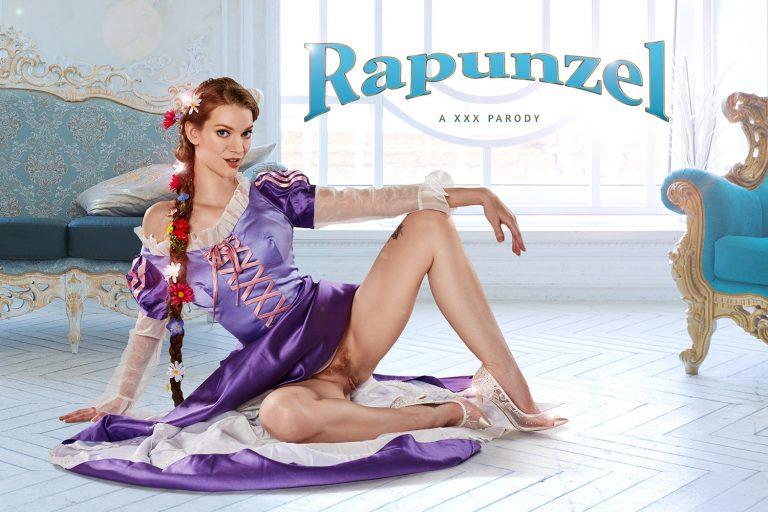 VRCosplayX - Rapunzel A XXX Parody