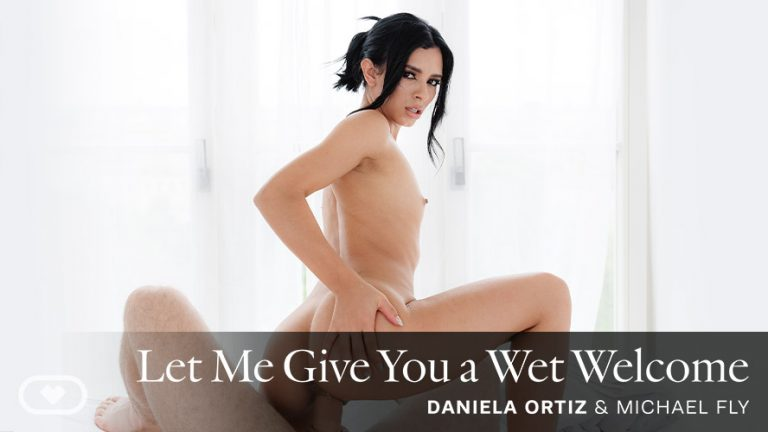 VirtualRealPorn - Let Me Give You a Wet Welcome