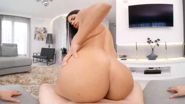 Only3xVR - Curvy Latina VR fun with Sheila Ortega and her boobs