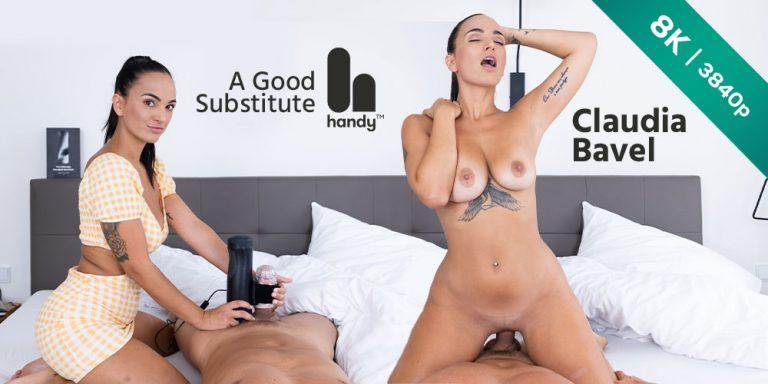 CzechVR - A Good Substitute