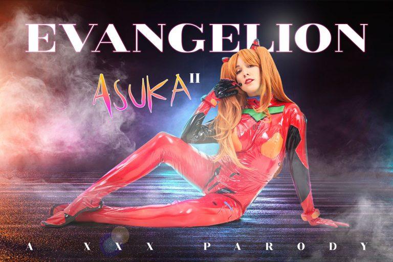 VRCosplayX - Evangelion: Asuka 2 A XXX Parody