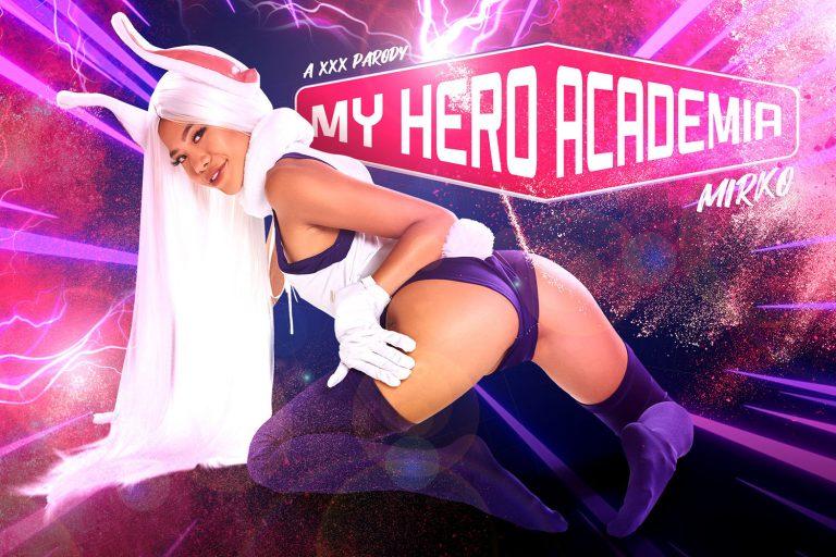 VRCosplayX - My Hero Academia: Mirko A XXX Parody