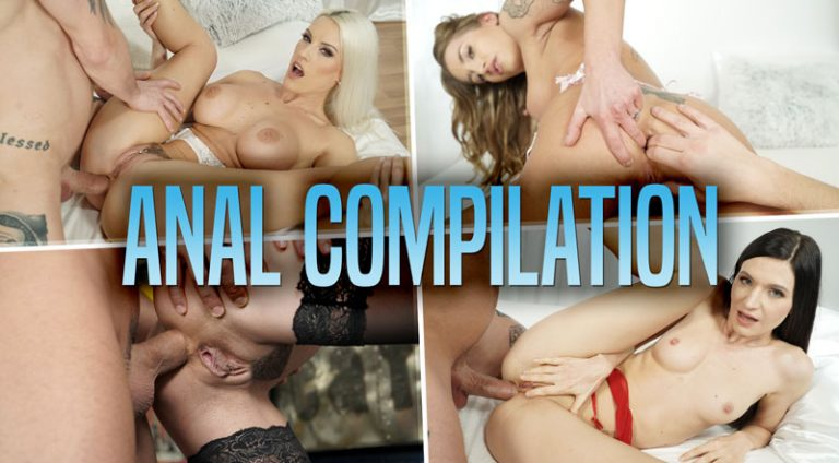 RealityLovers - VR Anal Compilation