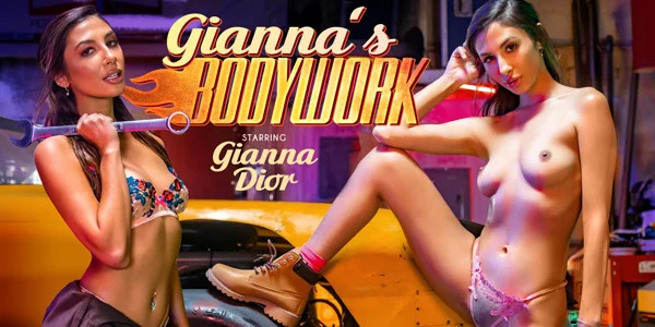 VRBangers - Gianna's Bodywork
