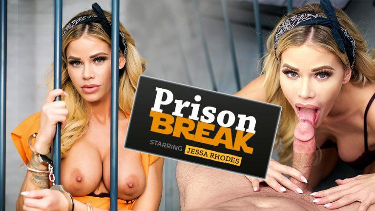 VRConk - Prison Break