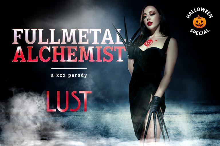 VRCosplayX - Fullmetal Alchemist: Lust A XXX Parody