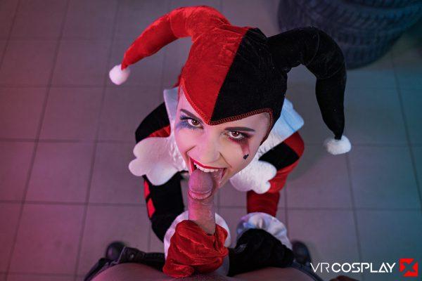 1. VRCosplayX - Harley Quinn A XXX Parody