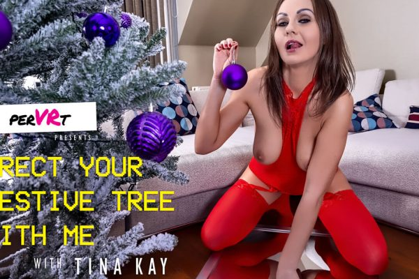 PerVRt - Erect Your Festive Tree With Me