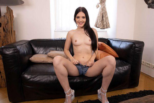 LustReality - Hot Teen Annie Darling Solo Masturbation