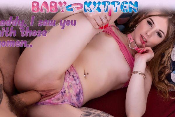 BabyKxtten - Stepdaddy I Saw You with Other Women II
