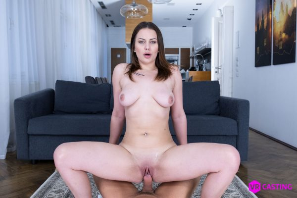 4. CzechVRCasting - 18 y.o. with Nice Curves