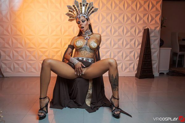 1. VRCosplayX - Queen of the Damned A XXX Parody