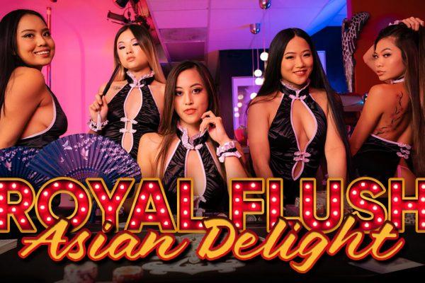 SLROriginals - Asian Delight Royal Flush