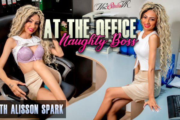 No2StudioVR - At the Office - Naughty Boss