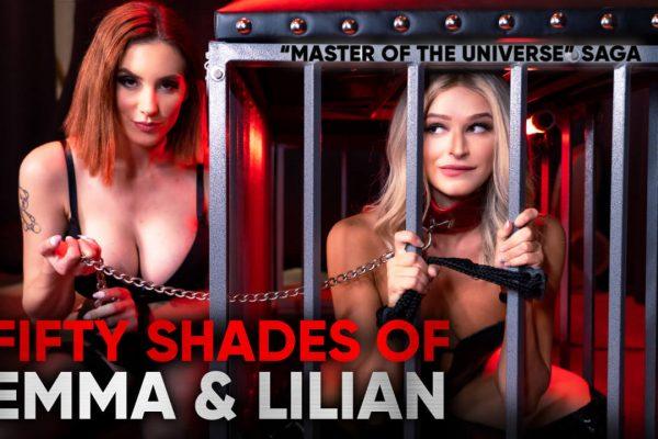 SLROriginals - Fifty Shades of Emma & Lilian