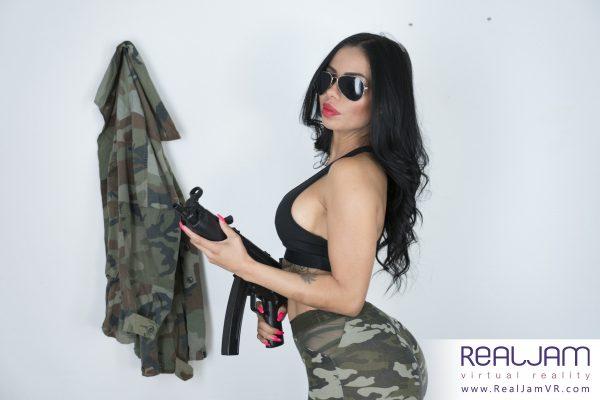1. RealJamVR - Sergeant Canela