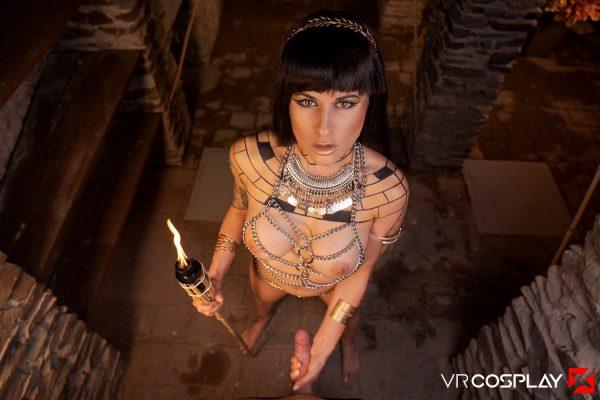 2. VRCosplayX - The Mummy A XXX Parody