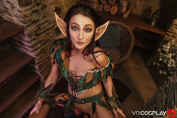 2. VRCosplayX - World of Warcraft A XXX Parody