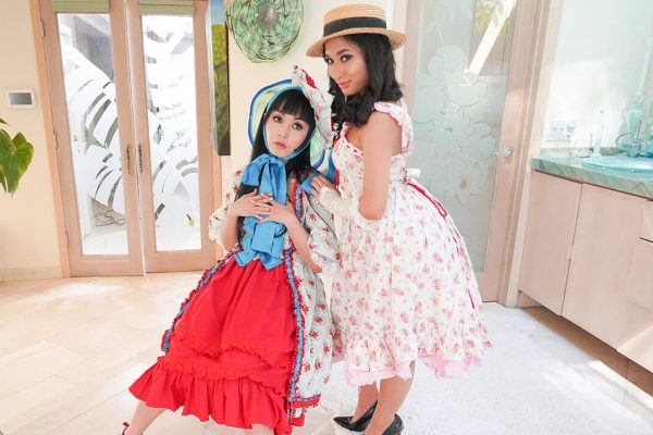 SLROriginals - Time Stops Japanese Lolitas