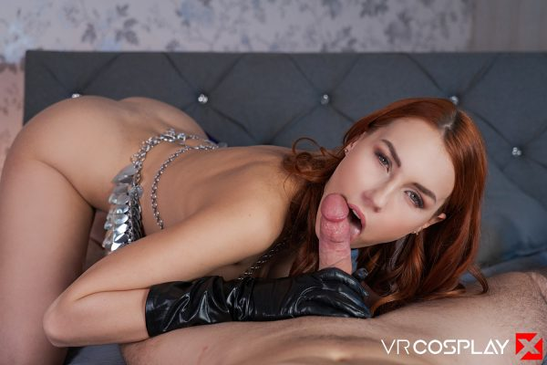 3. VRCosplayX - Red Sonja A XXX Parody