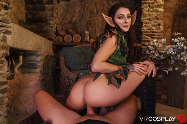 3. VRCosplayX - World of Warcraft A XXX Parody