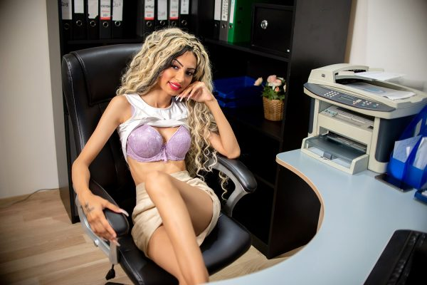 2. No2StudioVR - At the Office - Naughty Boss