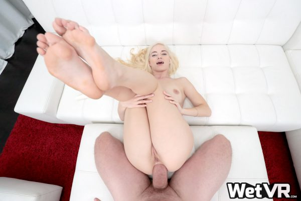 4. WetVR - Anal Casting