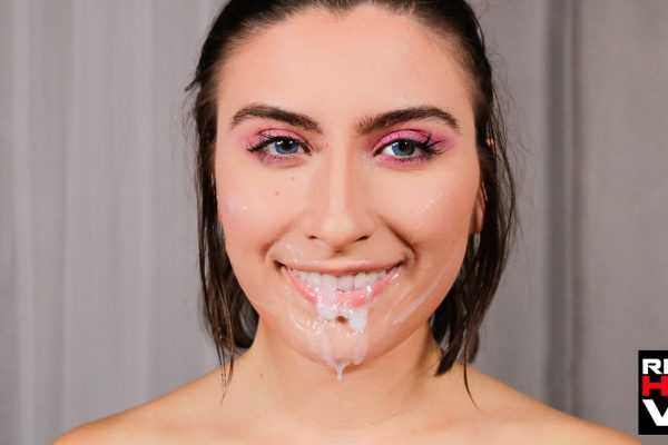5. RealHotVR - Stepdaughter Angeline Red Gets Facial From Dad In Exchange For New Car