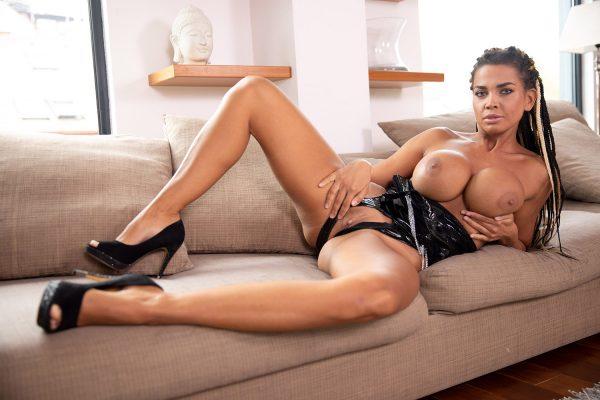 4. LustReality - Big Boobs Chloe Hot Orgasm